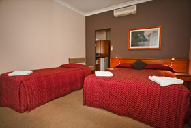 Accommodation at Abbotsleigh Motor Inn - Queen Deluxe