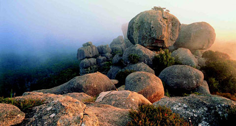 Armidale Accommodation - Cathedral Rocks National Park