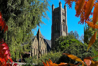 Armidale Accommodation - St Peter's Cathedral